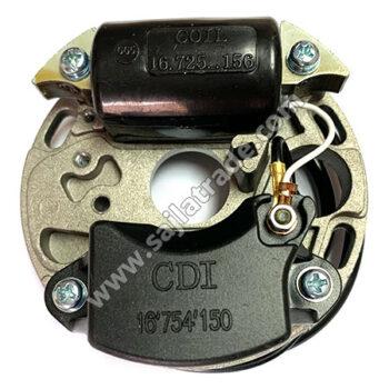 Elektrosko paljenje / IMT 506