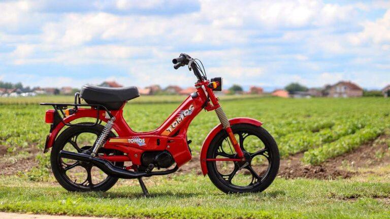 Nastanak i razvoj Tomos motorcikla